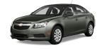 Chevrolet Cruze (2012) - Location