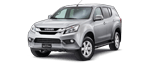 Isuzu MUX (2015) - Location