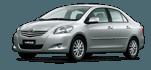 Toyota Vios (2010-2013) - För uthyrning
