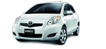 Toyota Yaris (2010-2014) - Location