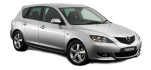 Mazda3 (2010-2012) - Location