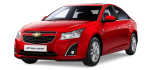 Chevrolet Cruze TOP 2012 - Leie