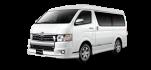 Toyota Ventury 2012 - För uthyrning