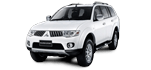 Mitsubishi Pajero (13-15) - Location