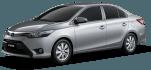 Toyota Vios (2013) - Location