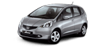 Honda Jazz (2010-2012) - Location