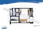 Na-Jomtien Seven Seas Cote d Azur unit plans