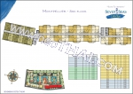 Na-Jomtien Seven Seas Cote d Azur floor plans - building Montpellier