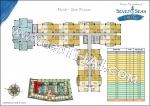 Na-Jomtien Seven Seas Cote d Azur floor plans - building Nice