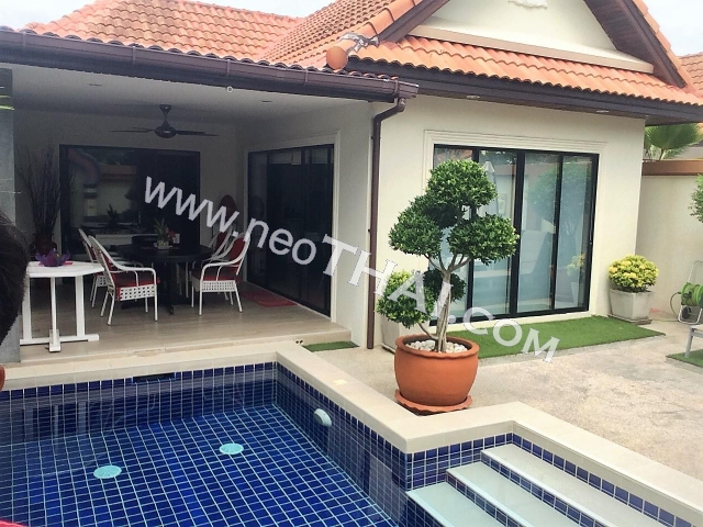 Property to Rent in Pattaya - House, 1 bedroom - 60 sq.m., 45.000 THB/month
