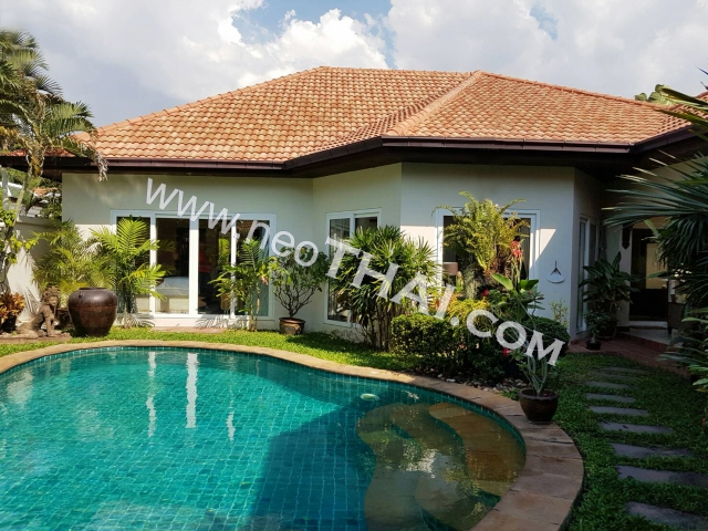 Property to Rent in Pattaya - House, 3 bedroom - 200 sq.m., 90.000 THB/month
