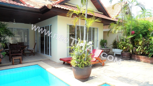 Property to Rent in Pattaya - House, 2 bedroom - 90 sq.m., 60.000 THB/month
