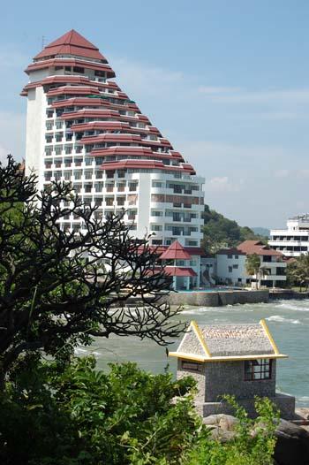 Thailand fotos: Thailand Hotel