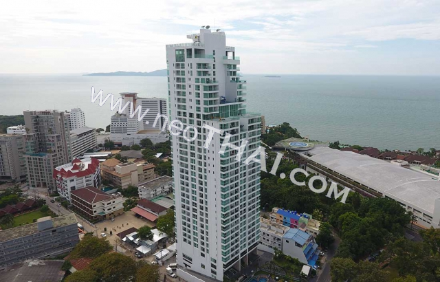 Amari Residences Pattaya, Tailandia - Appartamenti, Maps