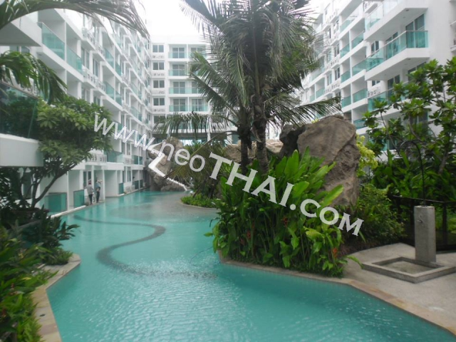 Amazon Residence Condominium Pattaya, Thaïlande - Appartements, Maps