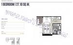Andromeda Condo - 两人房间 7280 - 3.950.000 泰銖