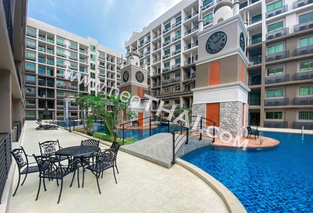 Pattaya, Apartment - 26 sq.m.; Sale price - 1.370.000 THB; Arcadia Beach Continental