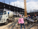 06 Décembre 2016 Arcadia Beach Resort constuction update