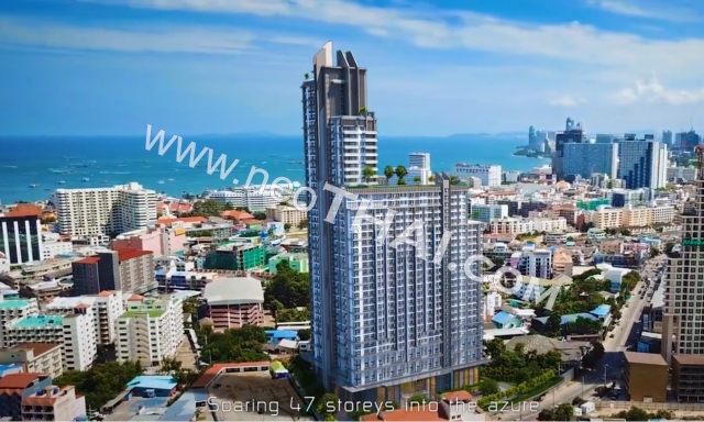 Arcadia Millennium Tower Pattaya, Tailandia - Appartamenti, Maps