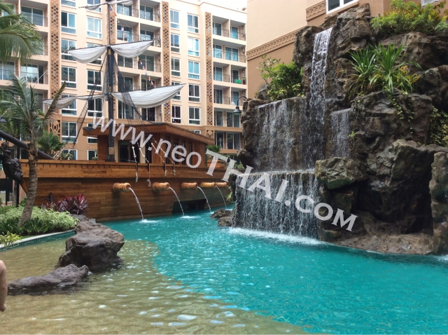 Atlantis Condo - Immobilien Mieten, Pattaya, Thailand