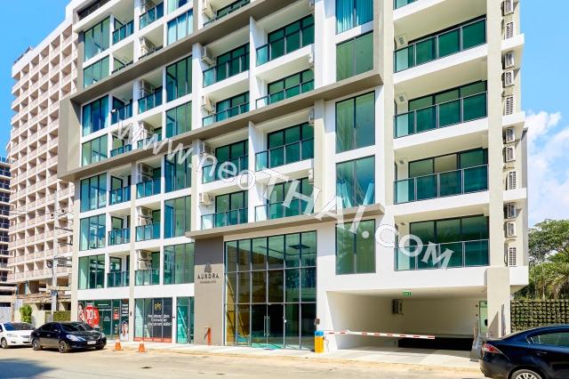 Aurora Pratumnak Condo Pattaya - Hot Deals - Buy Resale - Price, Thailand - Apartments, Location map, address