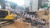 15 September 2016 Aurora Pratumnak Condominium construction site