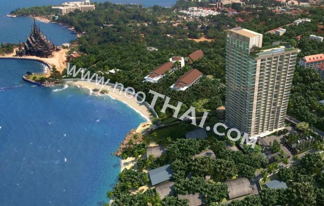 Baan Plai Haad Wong Amat Pattaya Condo  - Hot Deals - Buy Resale - Price, Thailand - Apartments, Location map, address