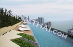 Pattaya, Apartment - 41 sq.m.; Sale price - 4.990.000 THB; Baan Plai Haad Wong Amat
