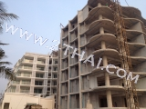 19 Februari 2013 Beach Front Jomtien  Residence - construction photo review
