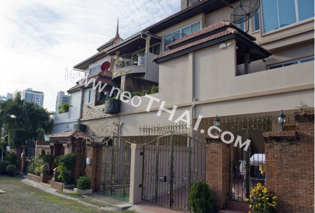 Beverly Hills Town Homes Pattaya Condo  - Hot Deals - Buy Resale - Price, Thailand - Houses, Location map, address