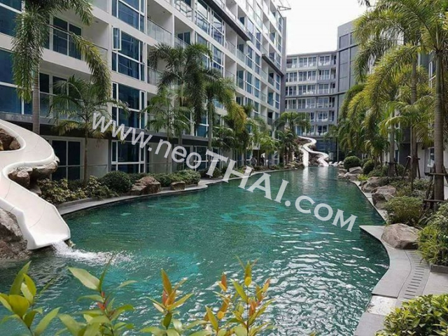 Centara Avenue Residence and Suites Pattaya Condo  - Hot Deals - Buy Resale - Price, Thailand - Apartments, Location map, address