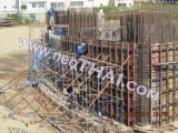 15 January 2015 City Center Residence - construction site