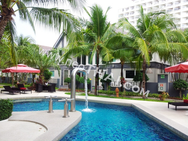 Chateau Dale Tropical Villas Pattaya Condo  - Hot Deals - Buy Resale - Price, Thailand - Houses, Location map, address