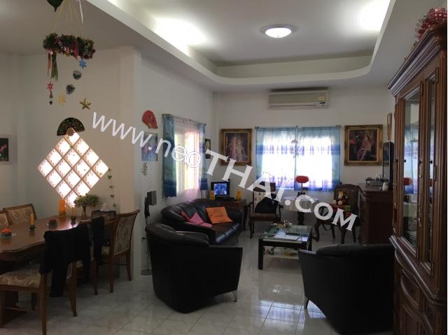พัทยา, บ้าน - 180 ตรม; ราคาขาย - 3,500,000 บาท; โชคชัยวิลเลจ 5 - Chokchai Village 5