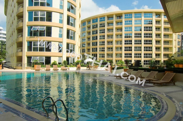 City Garden Pattaya Condo  - Hot Deals - Buy Resale - Price, Thailand - Apartments, Location map, address