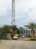 07 September 2016 City Garden Tower Condo construction site
