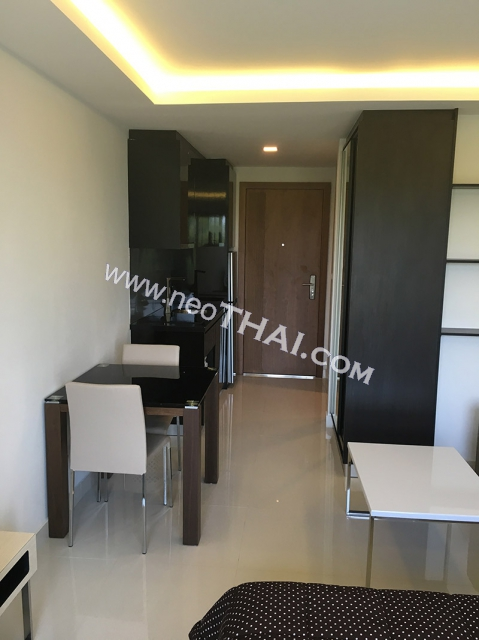 Pattaya, Studio - 26 sq.m.; Sale price - 1.250.000 THB; Club Royal Condo