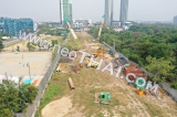 08 Januar Copacabana Beach Jomtien construction site