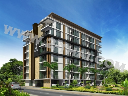 De Blue 2 Pattaya Condo  - Hot Deals - Buy Resale - Price, Thailand - Apartments, Location map, address