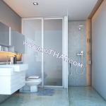 Bang Saray Del Mare Bang Saray Beachfront Condominium interiors