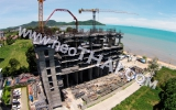 18 二月 2016 Del Mare Condo - construction site foto