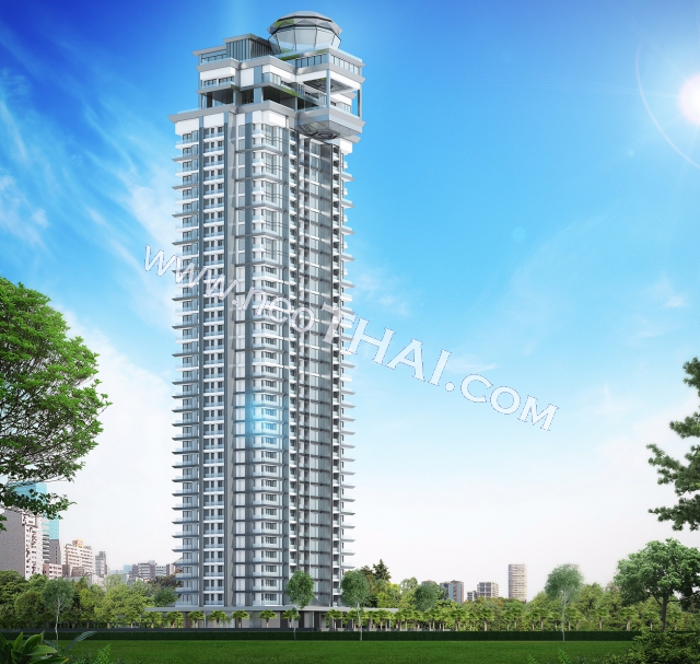 Diamond Tower Pattaya, Tailandia - Appartamenti, Maps