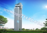 Pattaya, Studio - 24 sq.m.; Sale price - 2.820.000 THB; Diamond Tower