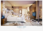 Pattaya, Studio - 28 m²; Prix de vente - 4.424.000 THB; Diamond Tower