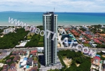 Pattaya, Apartment - 35 sq.m.; Sale price - 3.063.000 THB; Dusit Grand Condo View