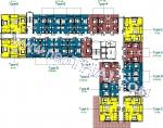 Jomtien Dusit Grand Park Pattaya floor plans, building F