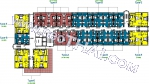 Jomtien Dusit Grand Park Pattaya floor plans, building A