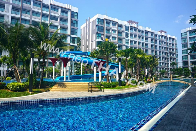 Pattaya, Apartment - 63 sq.m.; Sale price - 3.900.000 THB; Dusit Grand Park Pattaya