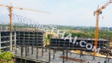 25 June 2015 Dusit Grand Park Condo - construction site