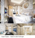 Dusit Grand Tower - Asunto 8889 - 4.310.000 THB